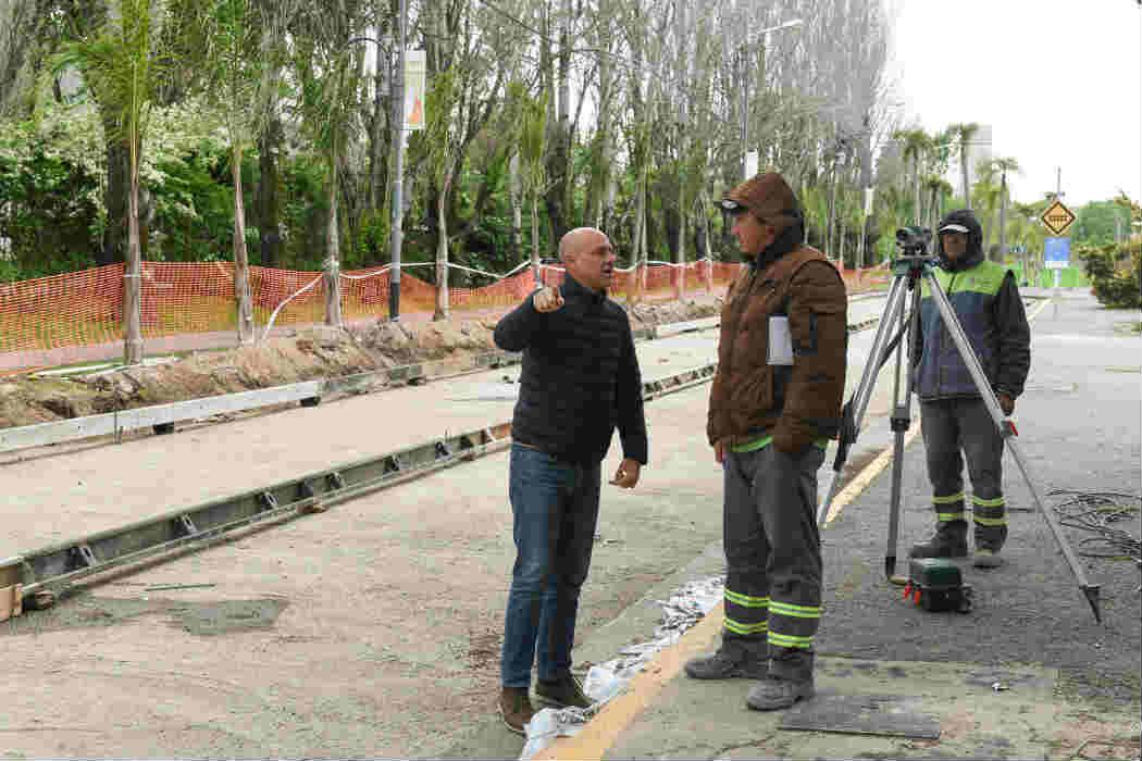 San Fernando renueva los ingresos a la Costanera Pública