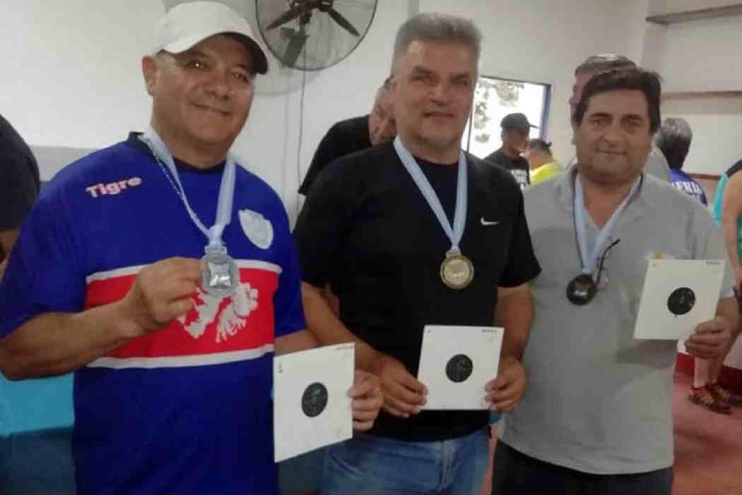 Ex combatientes de Tigre participaron en las Olimpiadas Nacionales para Veteranos de Guerra de Malvinas