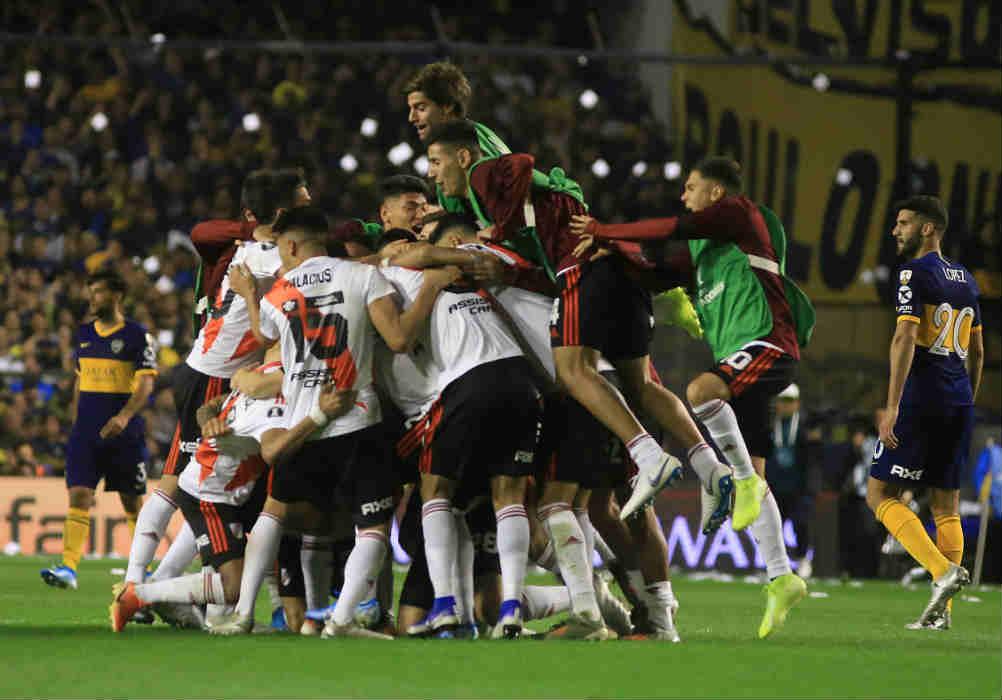 River eliminó a Boca y ahora espera por Flamengo o Gremio en la final de la Copa Libertadores
