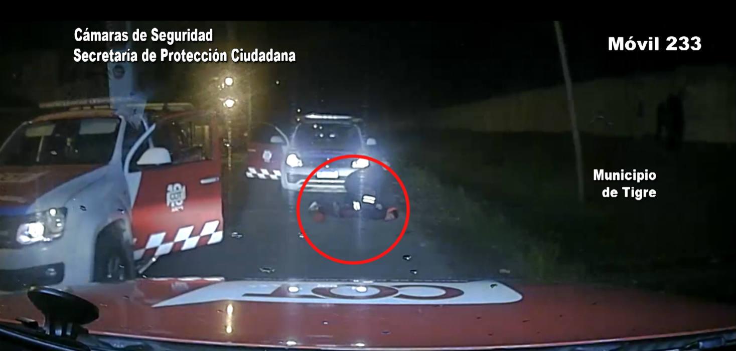 Video: El COT detuvo a 7 delincuentes que robaron en la casa de Mariano Macri en Pacheco