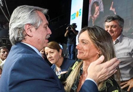 """Malena Galmarini:""""vamos a tener que poner el hombro y arremangarnos"""""""