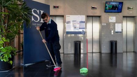 San Isidro genera empleo para personas con discapacidad