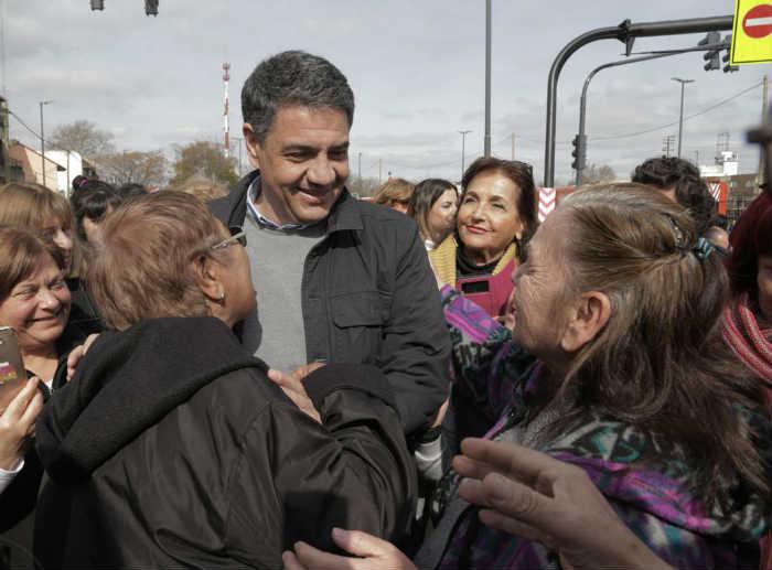orge Macri arrasó en Vicente López