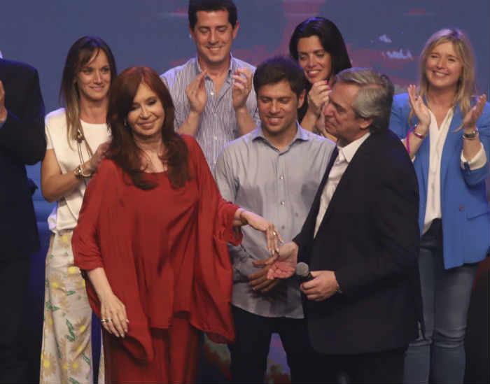 Alberto Fernández ganó en primera vuelta y es el presidente electo de Argentina
