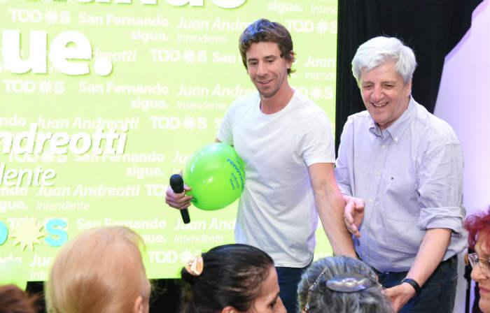 Elecciones 2019: Juan Andreotti elegido intendente de San Fernando con más del 65%