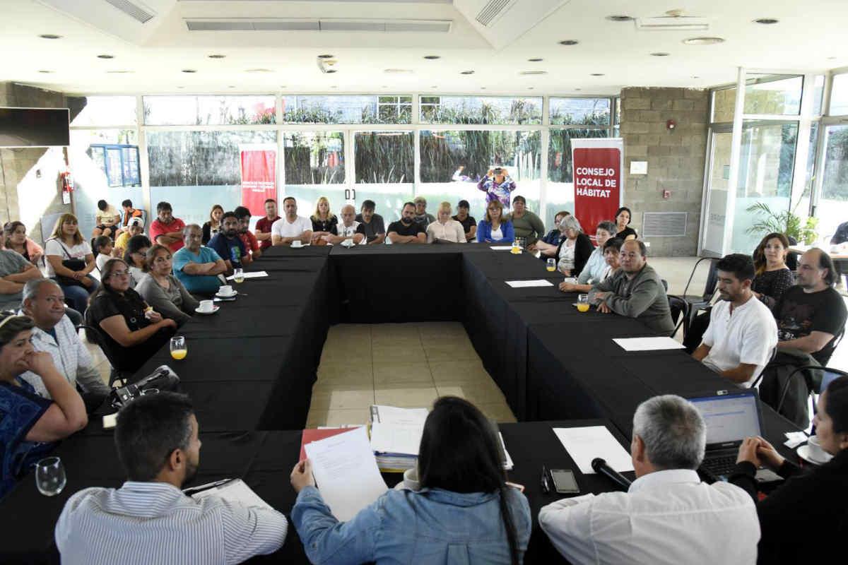 El Consejo de Hábitat de Tigre asesoró a más vecinos en tierra, vivienda y servicios públicos