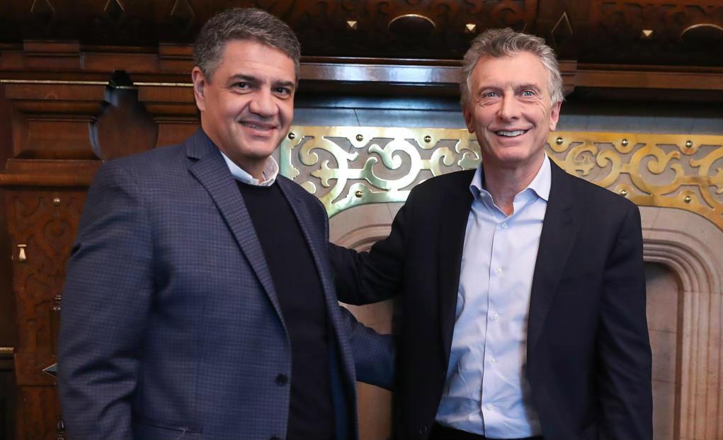 """Jorge Macri se reunió con el Presidente Macri y destacó su """"liderazgo indiscutido"""""""