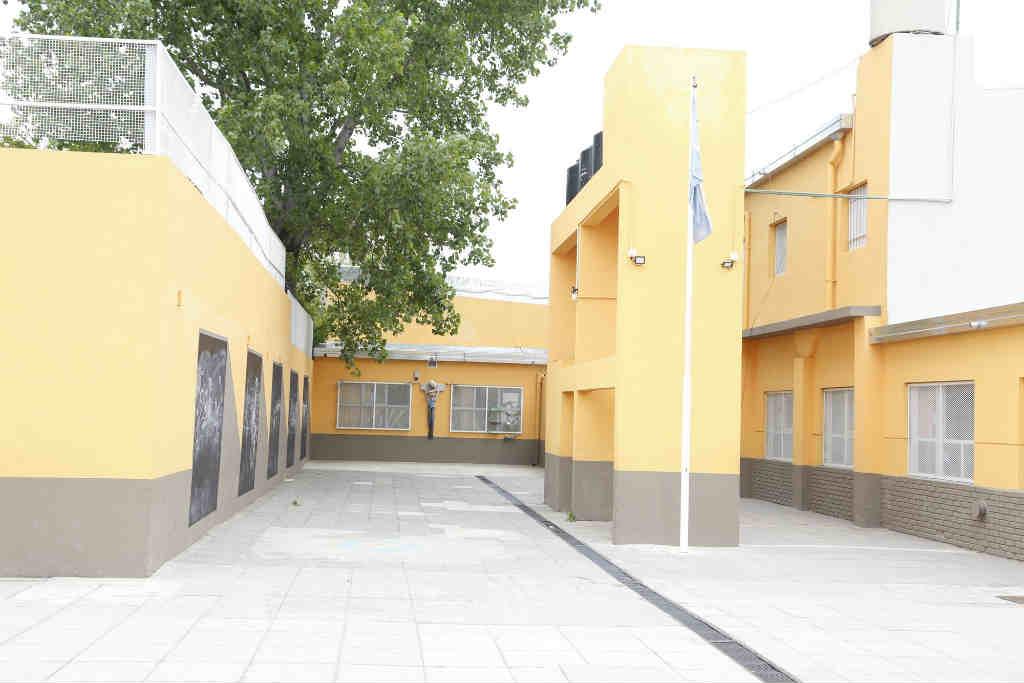 Katopodis inauguró las obras de la Primaria N° 28 y Secundaria N°43