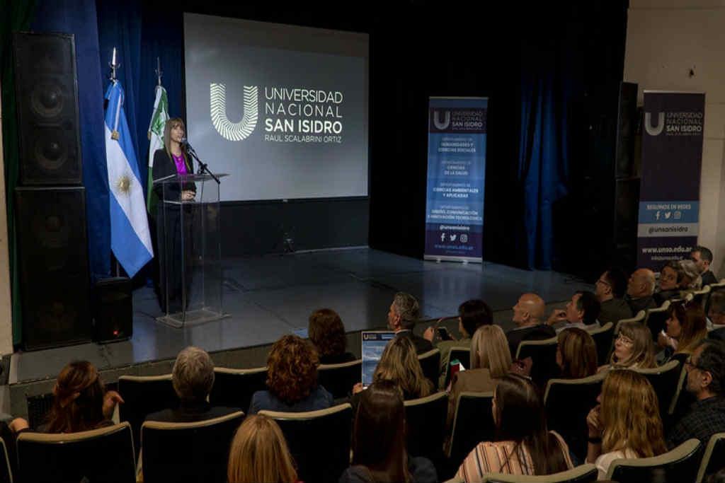 La Universidad Nacional de San Isidro lanzó sus carreras para el ciclo 2020