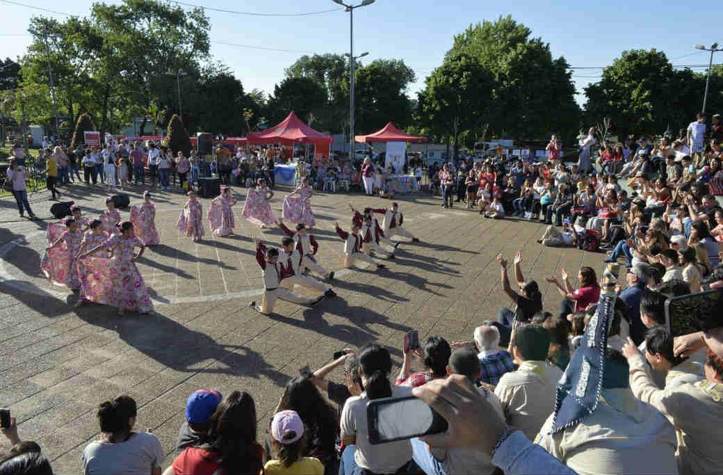 La comunidad de Don Torcuato festejó su 92° aniversario