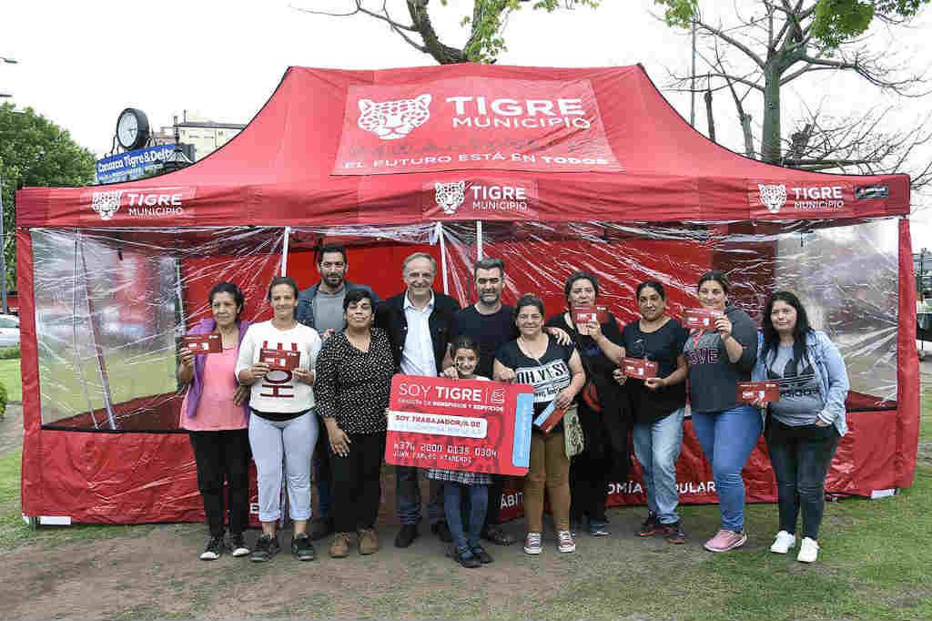 Nuevo encuentro de productores y artesanos locales de Tigre
