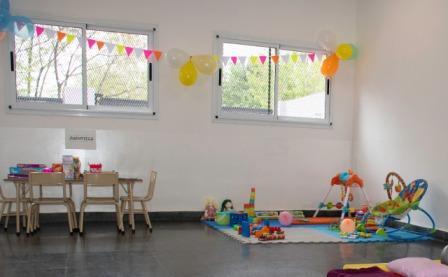 Implementan juegotecas en los Centros de Atención Primaria de Pilar