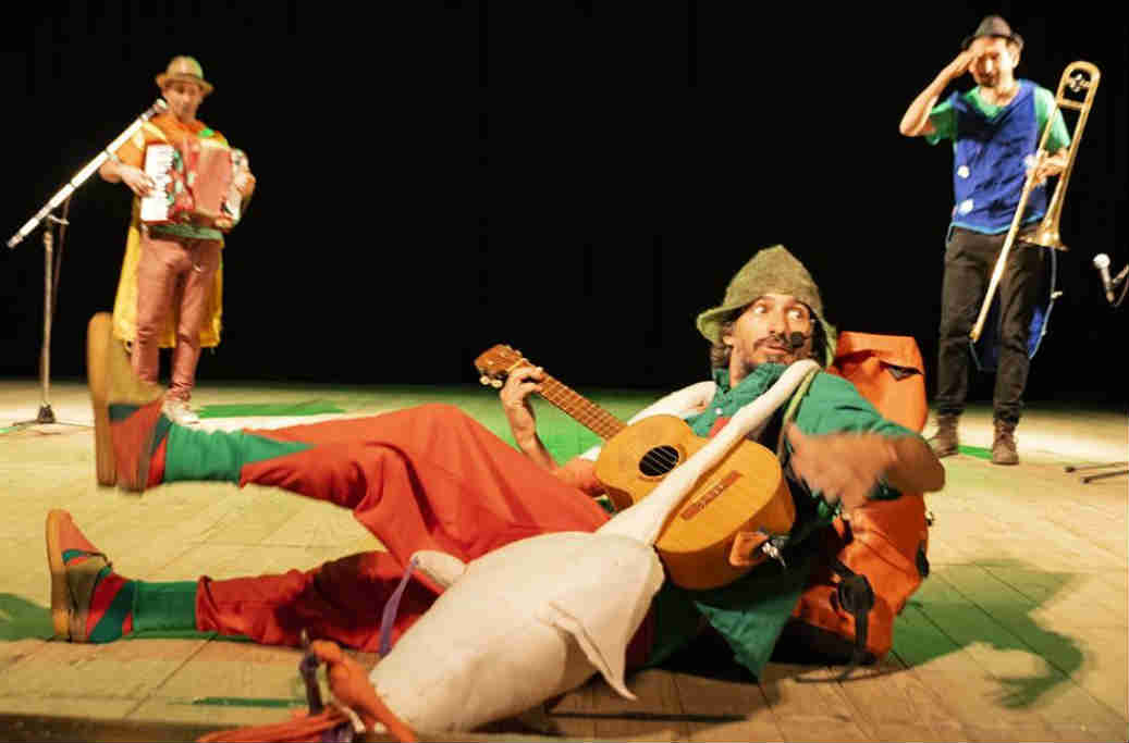 Nuevas obras llegan al Teatro Municipal Pepe Soriano de Benavídez