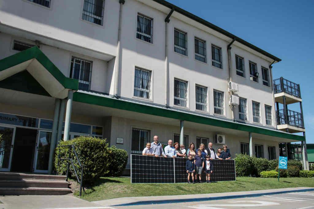 El colegio Cardenal Pironio de Nordelta instala paneles solares