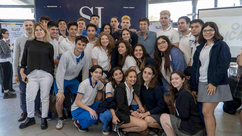 Finalizó en San Isidro la sexta edición del programa Banca 25