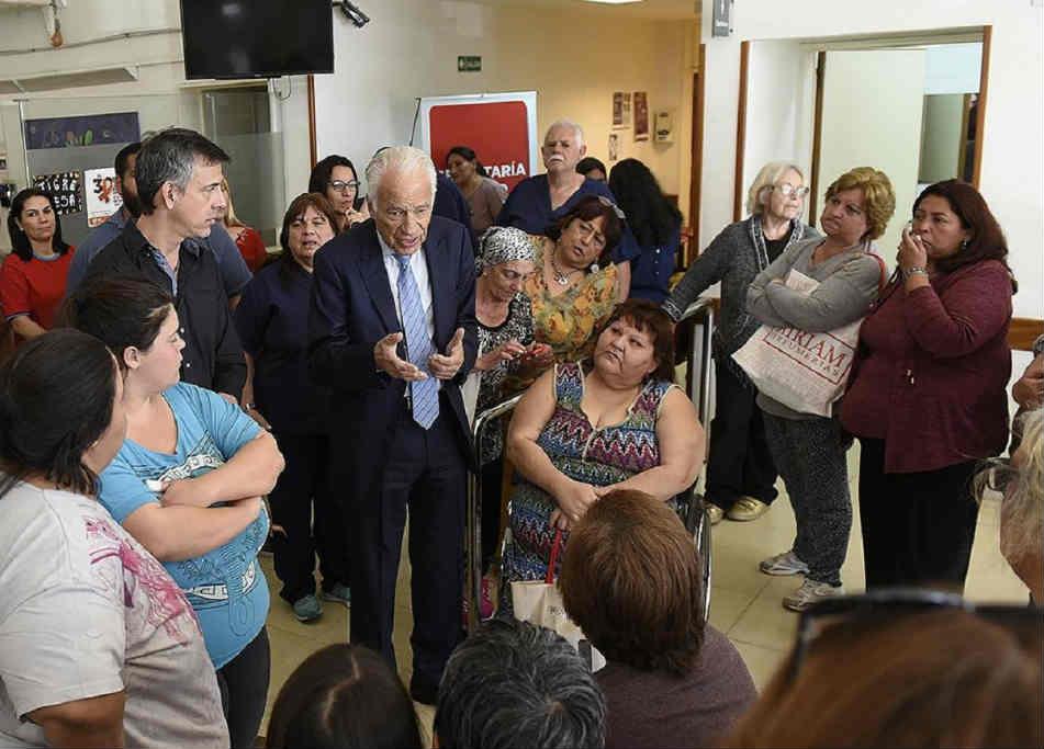 Concurso para bajar de peso en Tigre