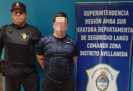 Detienen al barra de Racing implicado en la brutal golpiza al periodista Sebastián Acosta