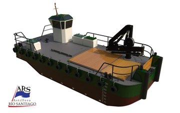 Construirán dos embarcaciones para el mantenimiento del Delta
