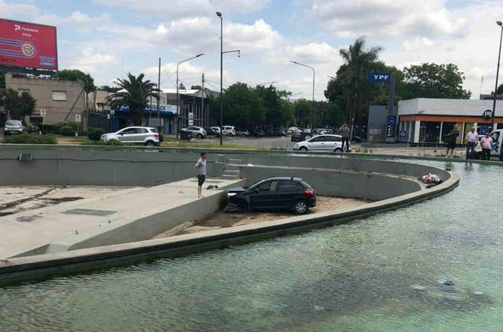 El municipio de San Isidro accionó contra los responsables del accidente en la rotonda de Márquez