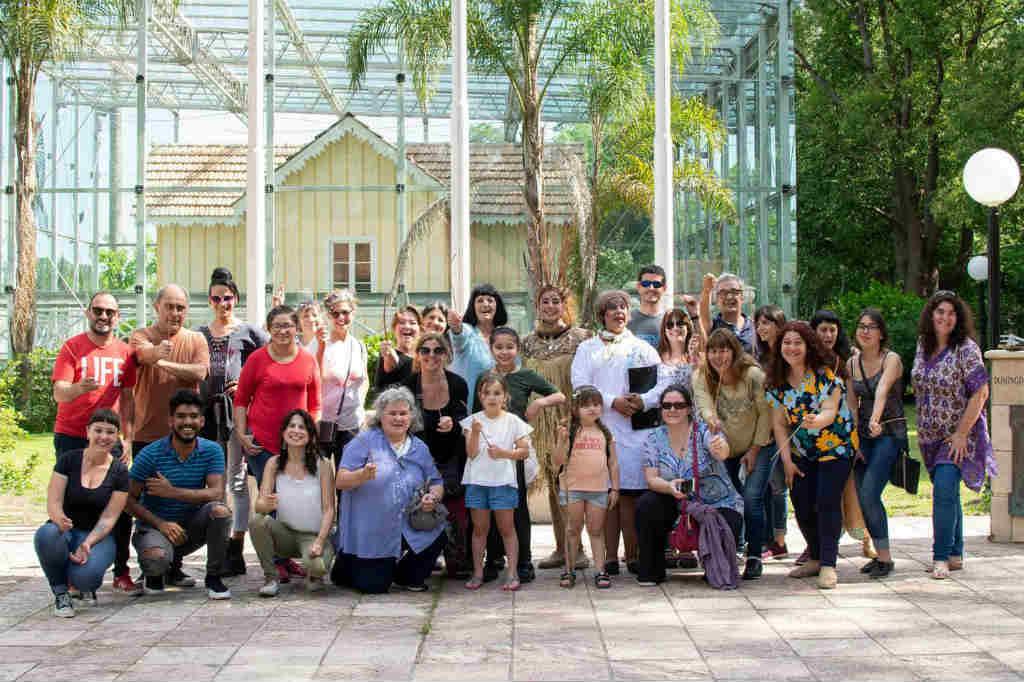 En el Museo Casa Sarmiento se celebró el 164 aniversario de la plantación de la primera vara de mimbre en Tigre