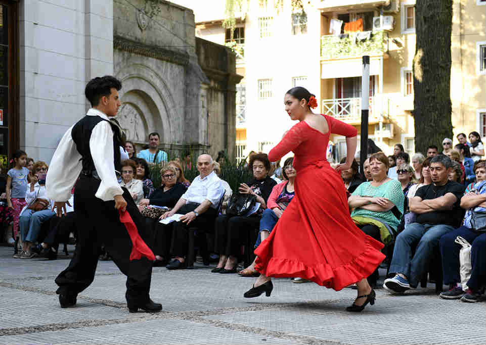 San Fernando festejó el Día de la Tradición en el Museo de la Ciudad