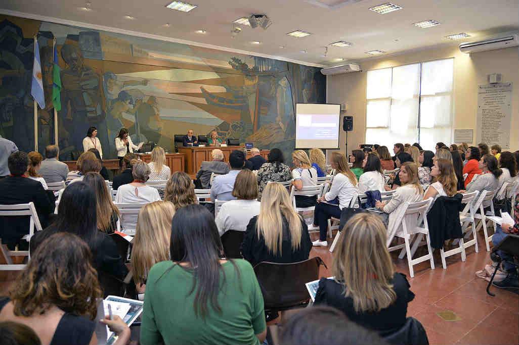 Tigre fue sede del 32 encuentro del Foro de Jueces del Fuero de Familia