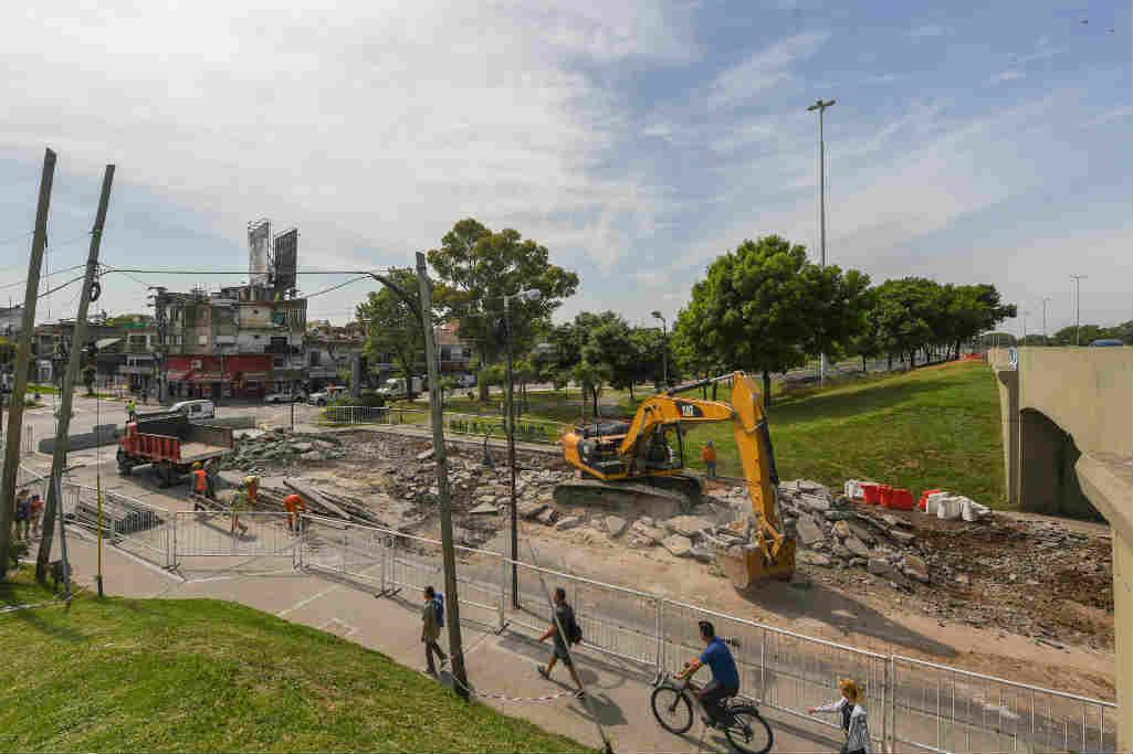 Por obras en Acceso Norte y Avellaneda, el Municipio de San Fernando reorienta el tránsito