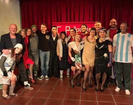 """Con un homenaje a """"Titi"""" Villar, comedia del pilar celebra sus 53 años"""