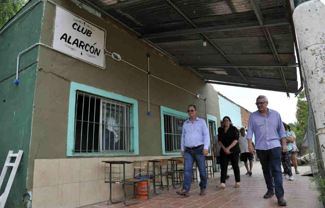 Tigre reacondiciona el Club Alarcón - elcomercioonline.com.ar