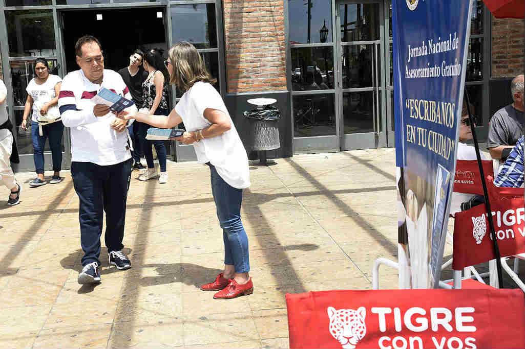 Tigre se sumó a la séptima Jornada Federal de Asesoramiento Jurídico gratuito