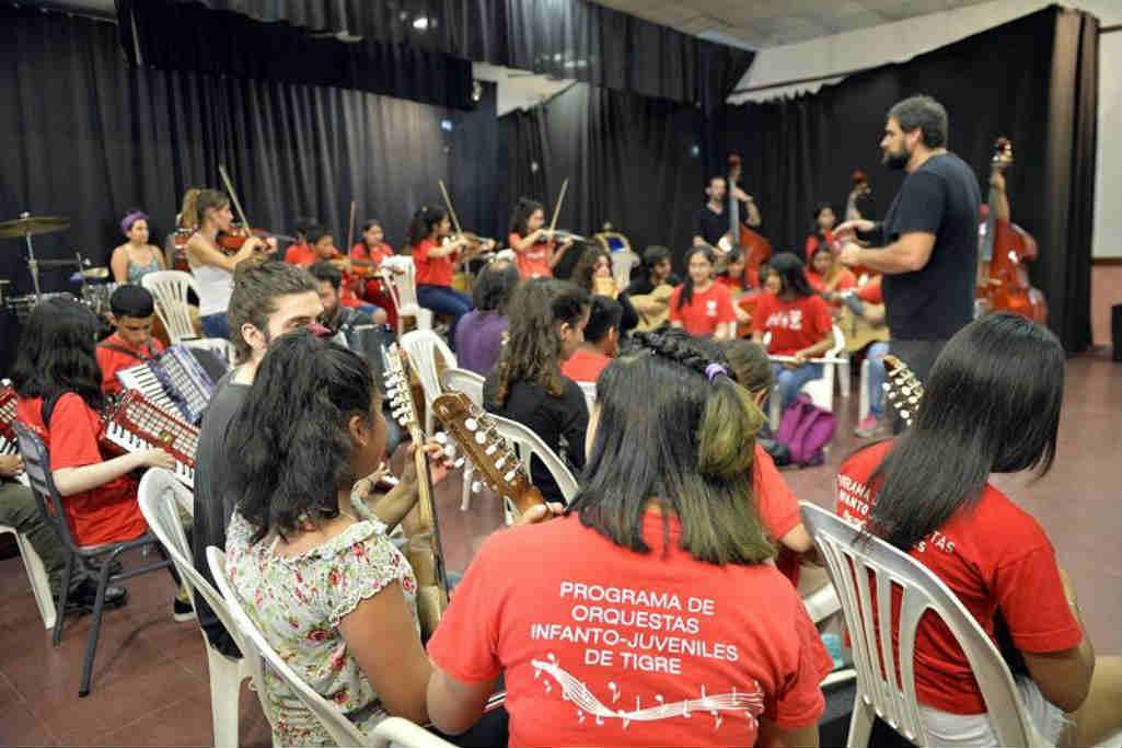 Propuestas gratuitas en la agenda cultural de Tigre