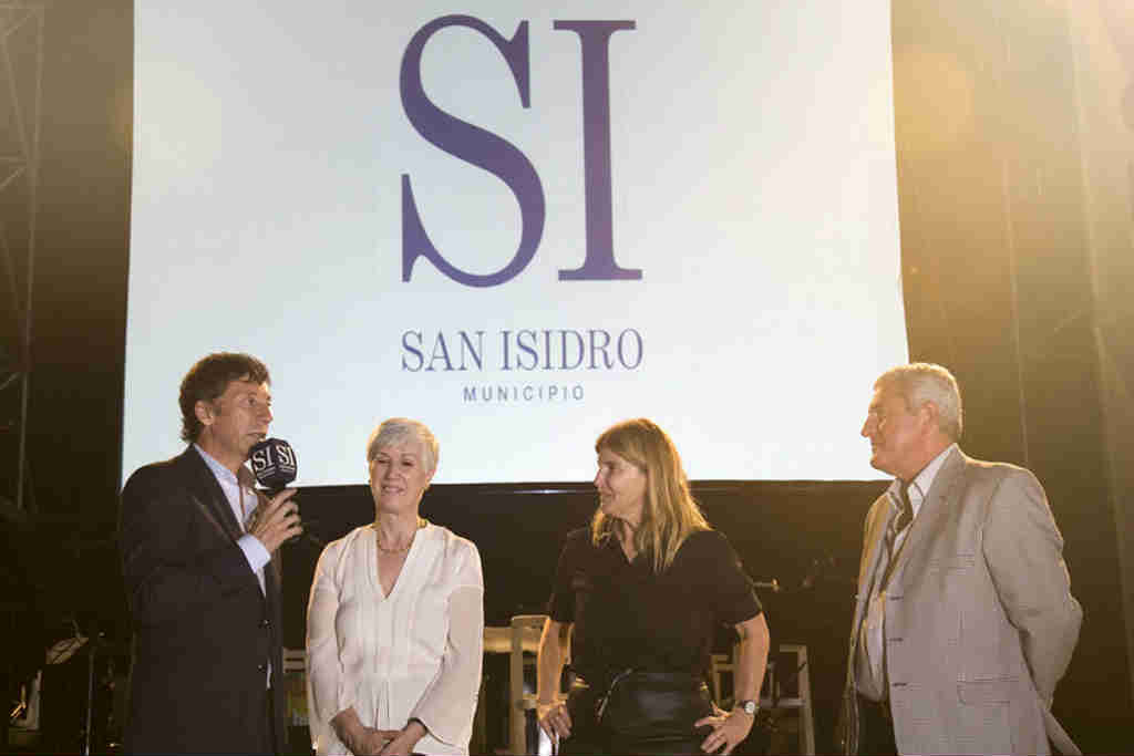 Comenzó una nueva edición del festival de Cine y Música de San Isidro