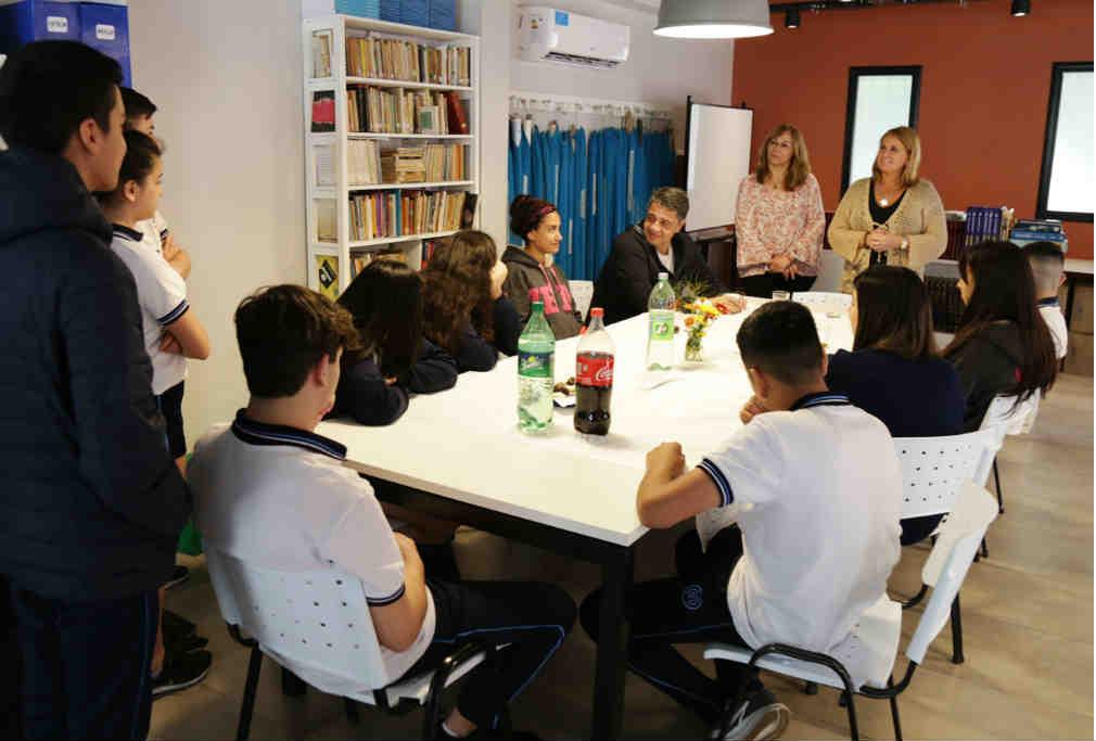 Nueva Biblioteca Tecnológica en Vicente López