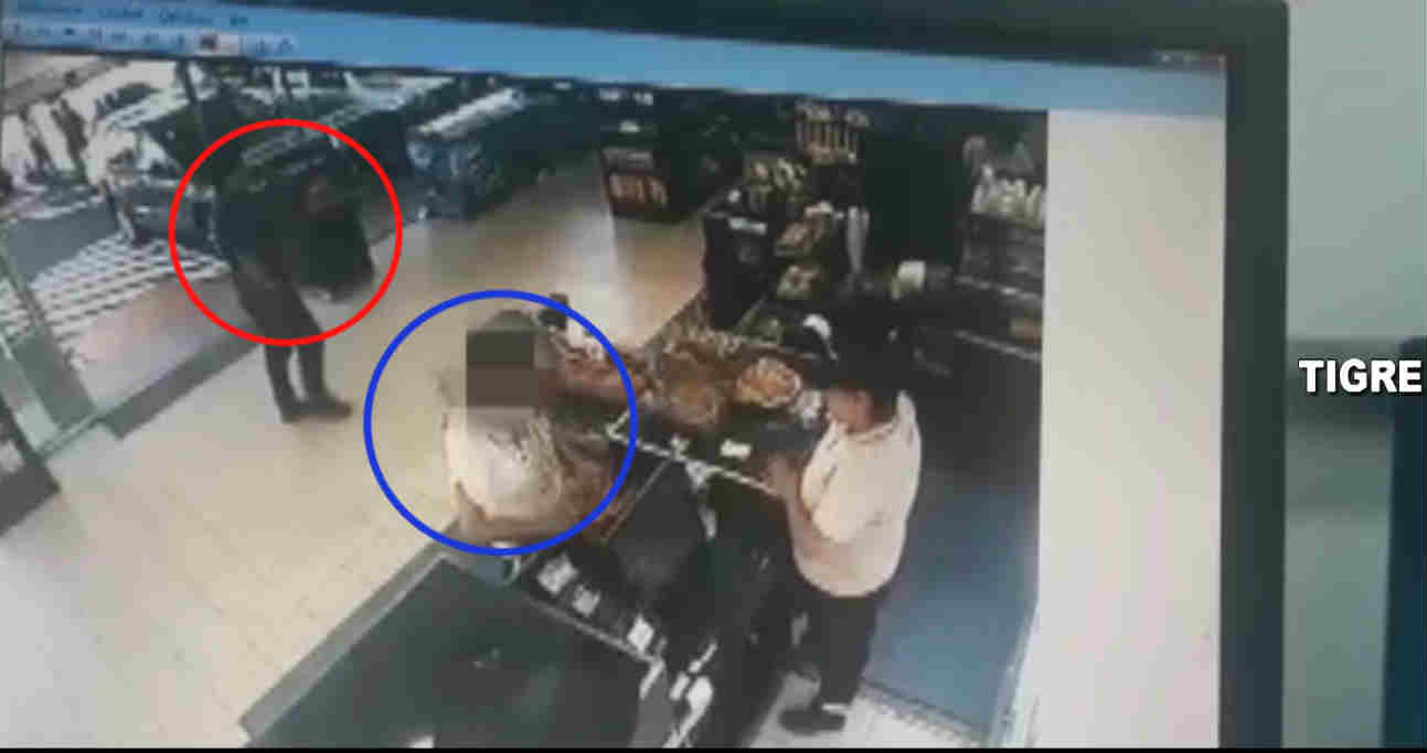 Cayeron tres ladrones por robar con inhibidores de alarmas en el Centro Comercial de Nordelta
