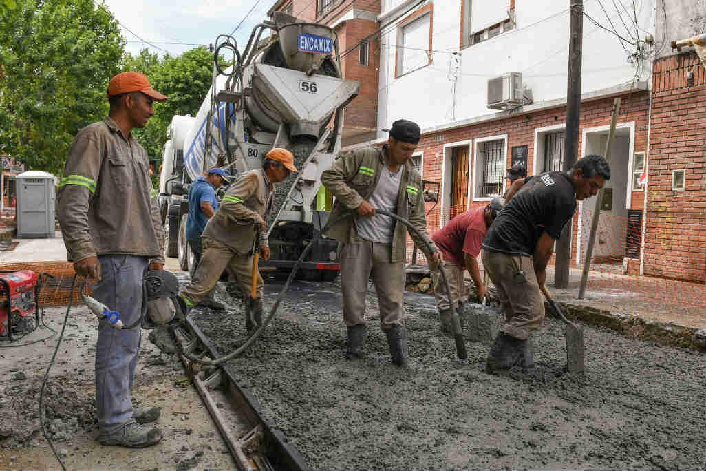 San Fernando realiza nuevas obras hidráulicas y viales