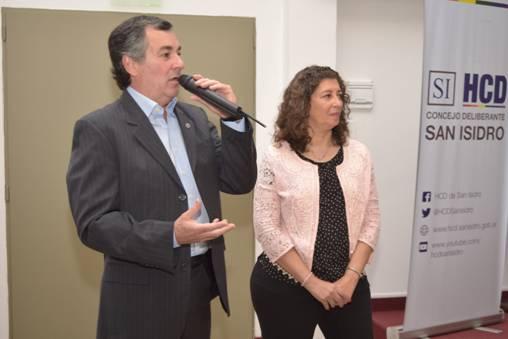 Jornada sobre prematurez en el HCD de San Isidro