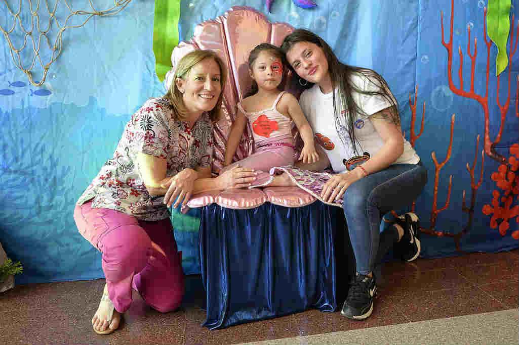 El Hospital Materno Infantil de Tigre celebró la Semana del Prematuro 2019 - elcomercioonline.com.ar