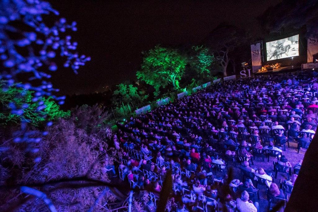 Una multitud disfrutó del Festival de Cine y Música de San Isidro