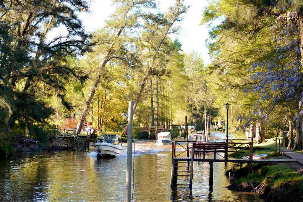 El Delta de Tigre, destino ideal para vacacionar este verano 2020