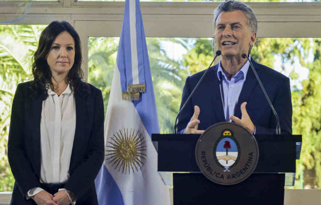 Macri revocó el protocolo de aborto no punible