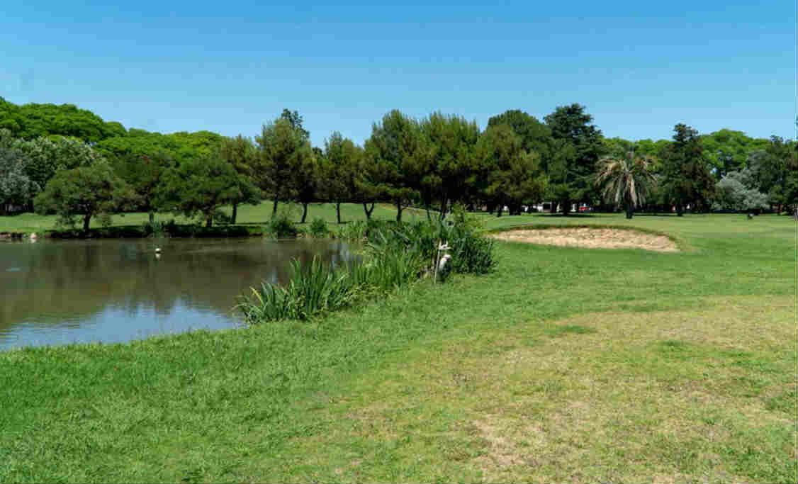 Gran fiesta por la apertura del parque público del golf de Villa Adelina