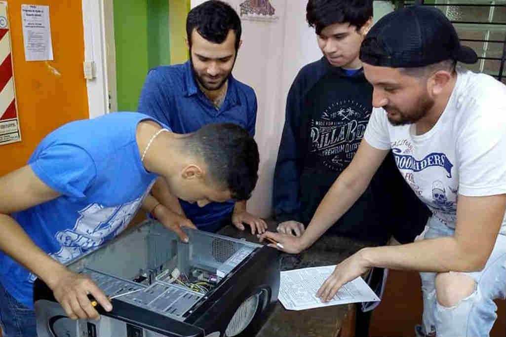 Tigre Instituto formativo sumó nuevos cursos de capacitación laboral