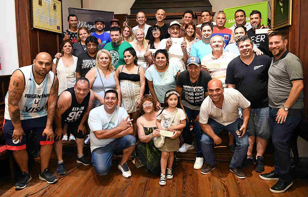 Premian a murgas de San Fernando