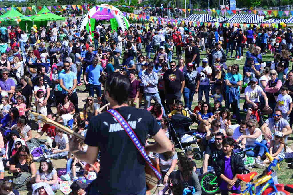 """Vicente López: Llega una nueva edición de """"Niñ@s Fest"""""""