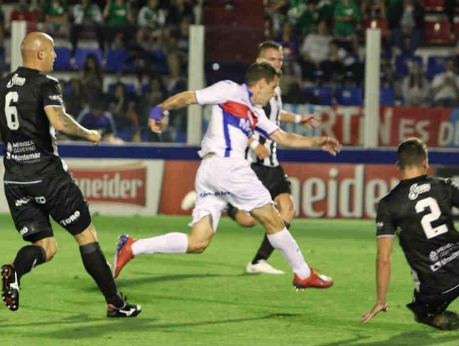 Tigre venció en Victoria a Gimnasia de Mendoza por la Primera Nacional
