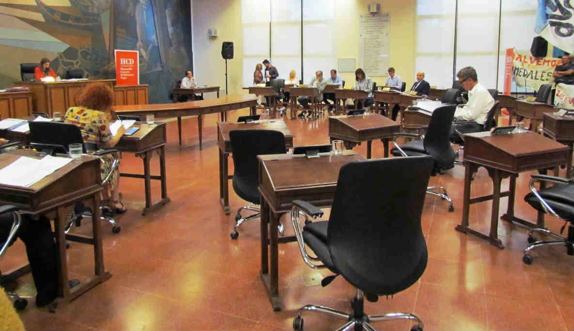 El HCD de Tigre aprobó el presupuesto y la fiscal impositiva 2020
