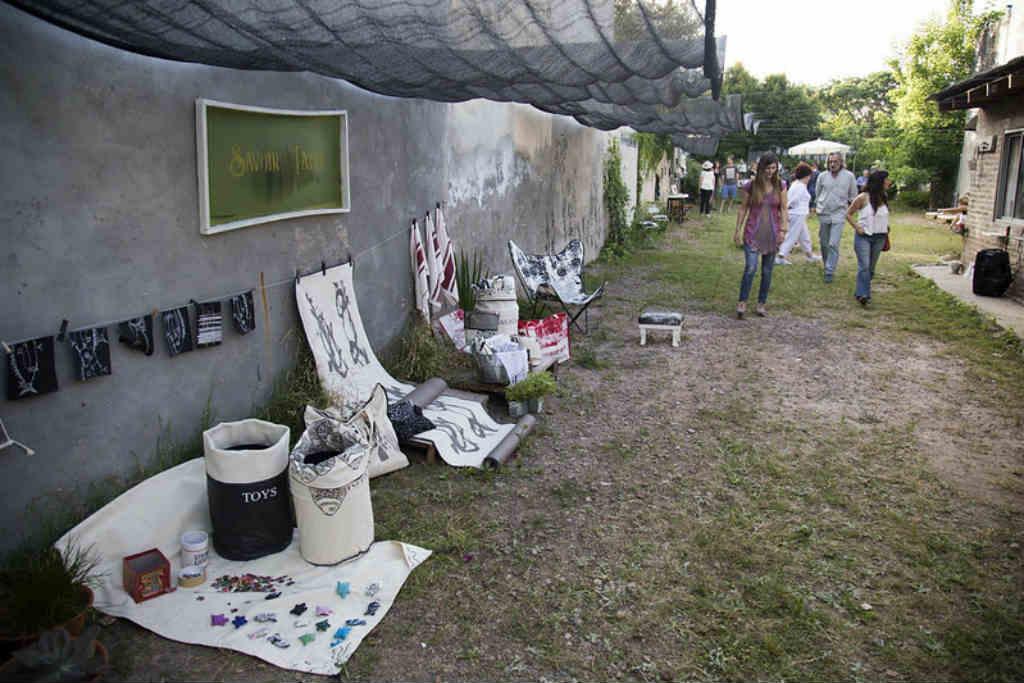 El arte abrió sus puertas en el Bajo de San Isidro