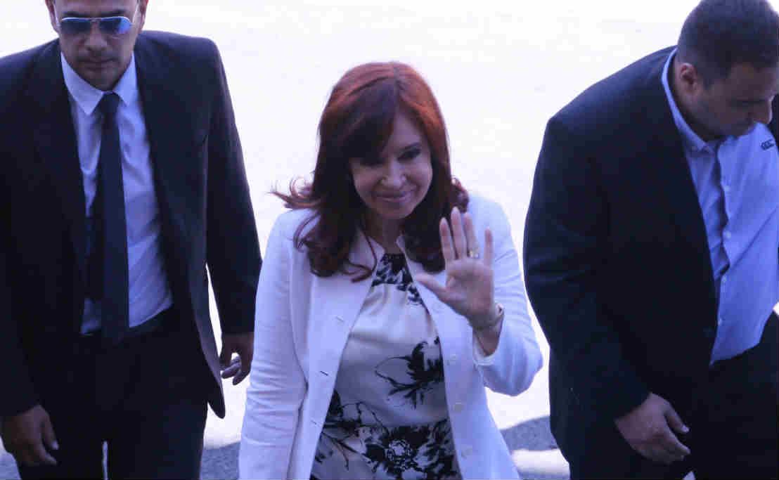 Cristina Kirchner demanda a Google y reclama una pericia informática