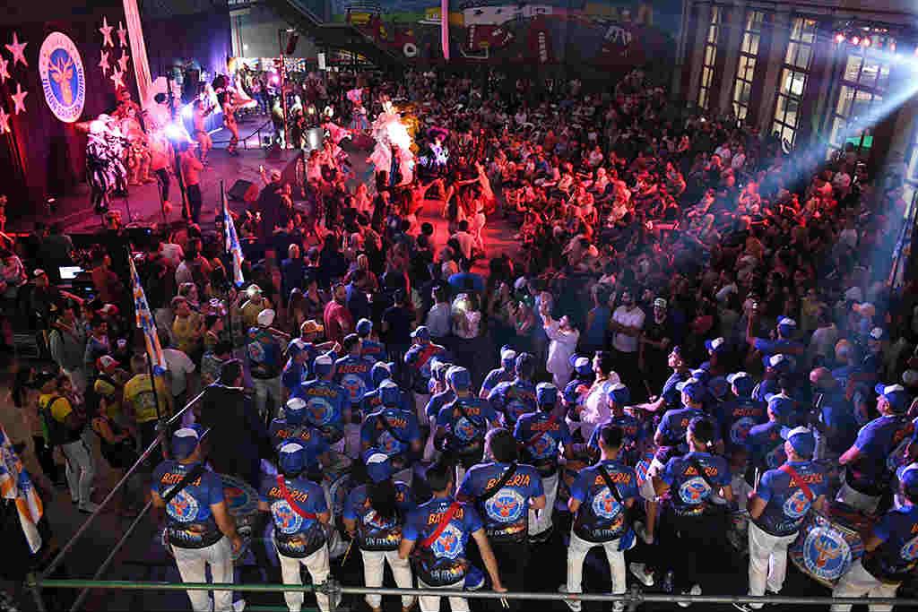 Unión Sanfernandina presentó su temática para el Gran Corso Familiar 2020