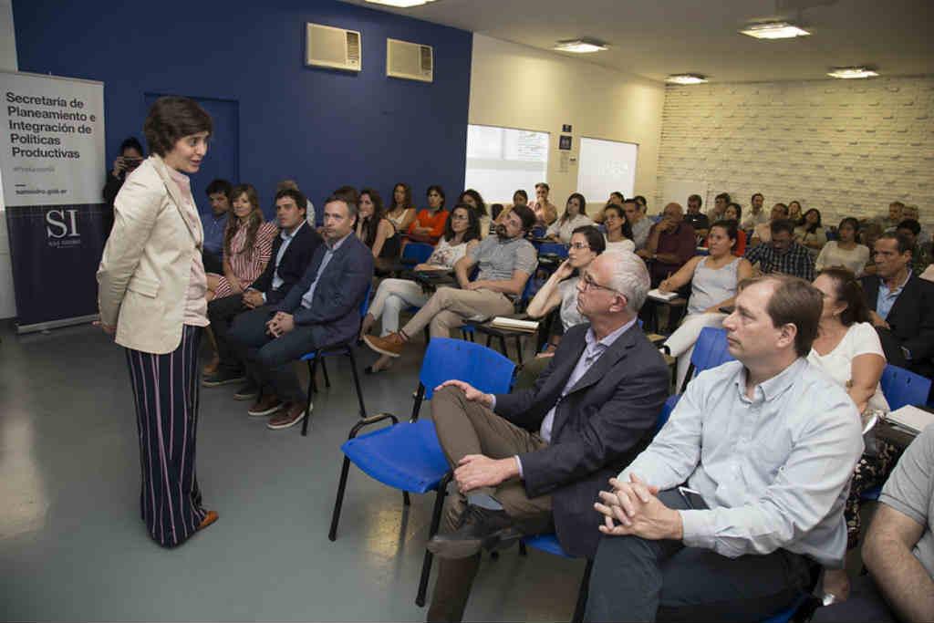 San Isidro lanzó un programa para ayudar a emprendedores